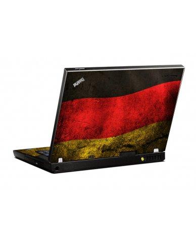 German Flag IBM T400 Laptop Skin