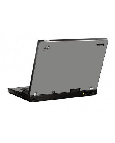 Grey Silver IBM T400 Laptop Skin
