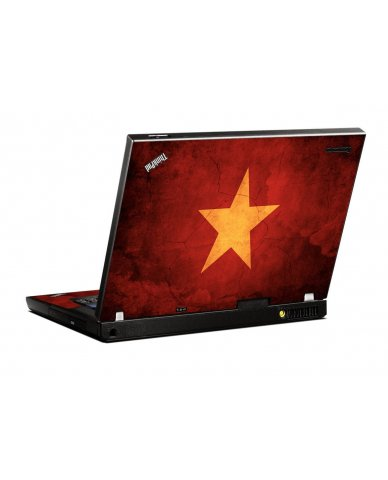 Vietnam Flag IBM T400 Laptop Skin