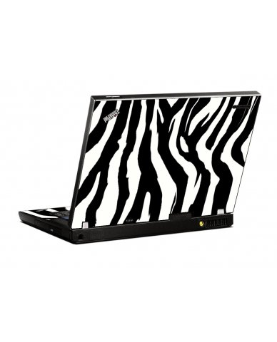 Zebra IBM T400 Laptop Skin