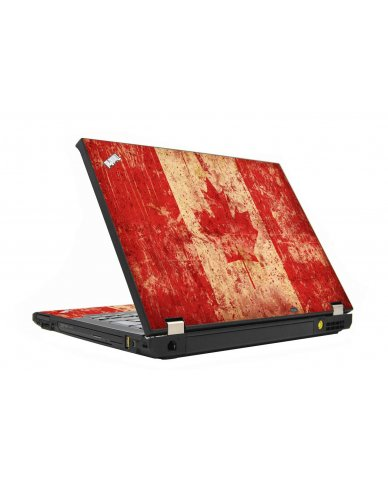 Canada Flag IBM T410 Laptop Skin