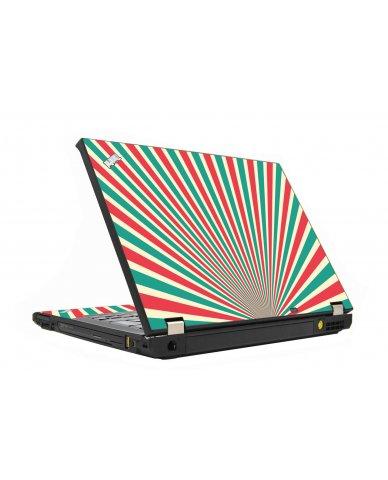Circus Tent IBM T410 Laptop Skin