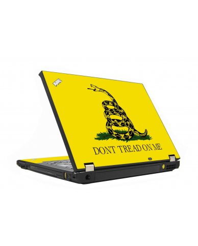 Dont Tread On Me IBM T410 Laptop Skin