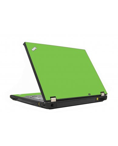Green IBM T410 Laptop Skin