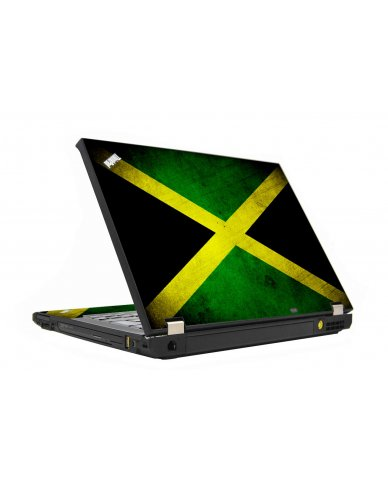 Jamaican Flag IBM T410 Laptop Skin