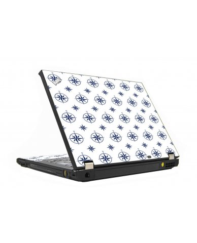 Nautical IBM T410 Laptop Skin