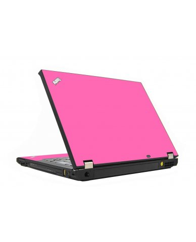 Pink IBM T410 Laptop Skin