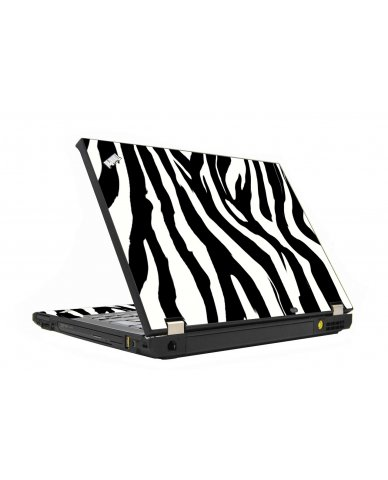Zebra IBM T410 Laptop Skin