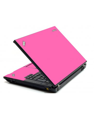 Pink IBM T420 Laptop Skin