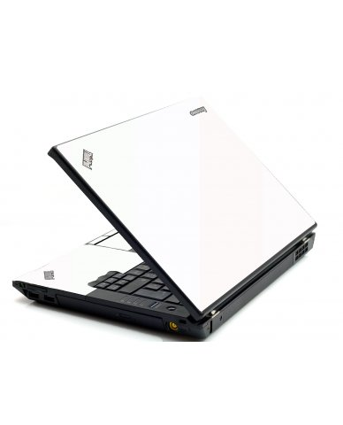 White IBM T420 Laptop Skin