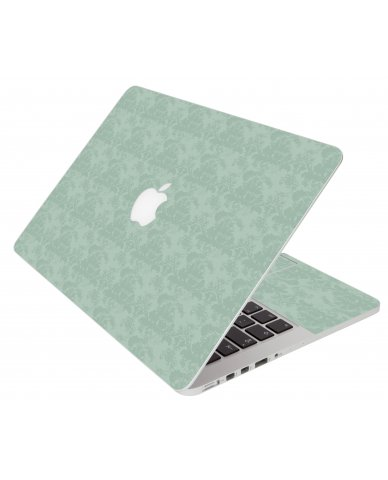 Dreamy Damask Apple Macbook Original 13 A1181 Laptop Skin