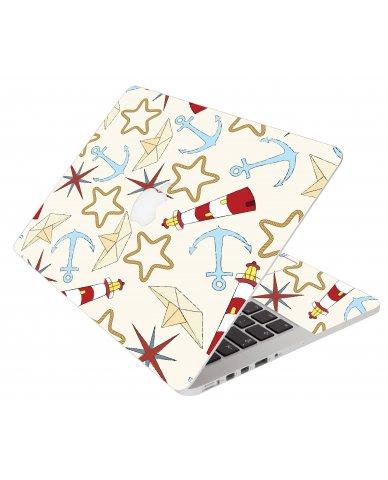 Nautical Lighthouse Apple Macbook Pro 13 A1278 Laptop  Skin