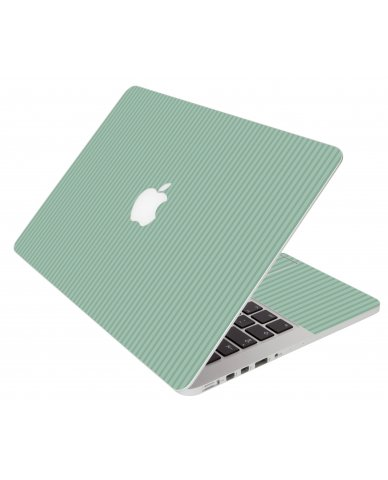 Dreamy Stripes Apple Macbook Pro 17 A1297 Laptop Skin