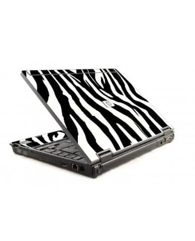 Zebra HP Compaq 6910P Laptop Skin