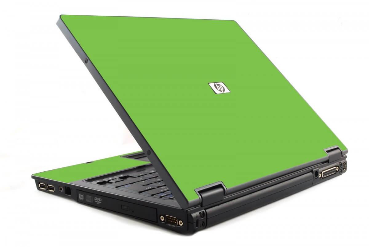 Green 6510B Laptop Skin