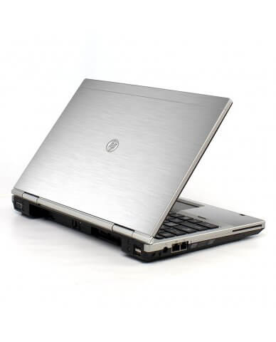 Mts #1 Textured Aluminum 2570P Laptop Skin