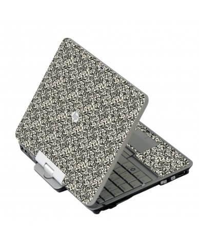 Black Versailles 2740P Laptop Skin