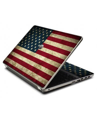 American Flag 4535S Laptop Skin