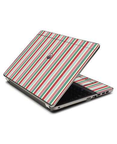 Gum Stripes 4535S Laptop Skin