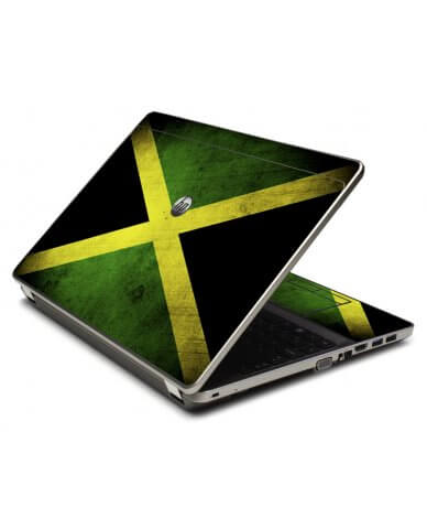 Jamaican Flag 4535S Laptop Skin