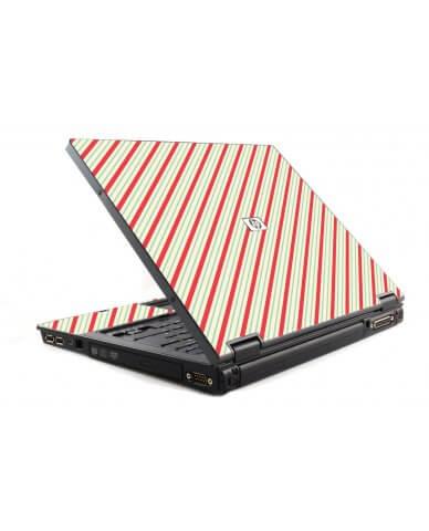 Circus Stripes 6510B Laptop Skin