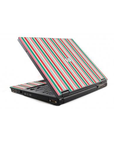 Gum Stripes 6510B Laptop Skin