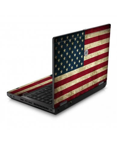 American Flag 6560B Laptop Skin