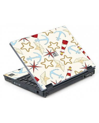 Nautical Lighthouse 6710B Laptop Skin