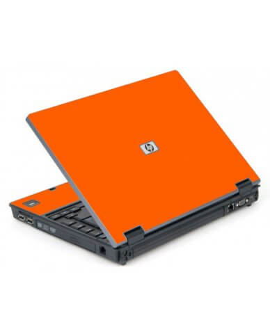 Orange 6710B Laptop Skin