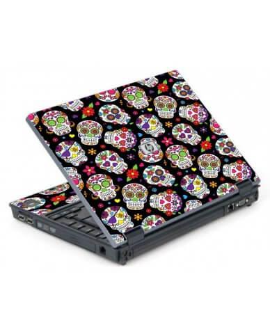 Sugar Skulls 6710B Laptop Skin