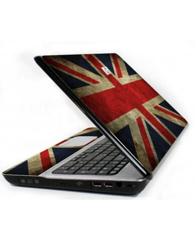 British Flag 6720S Laptop Skin