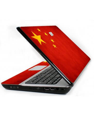Flag Of China 6720S Laptop Skin