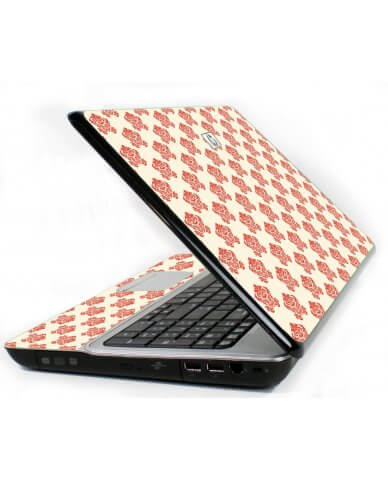 Flower Burst 6720S Laptop Skin
