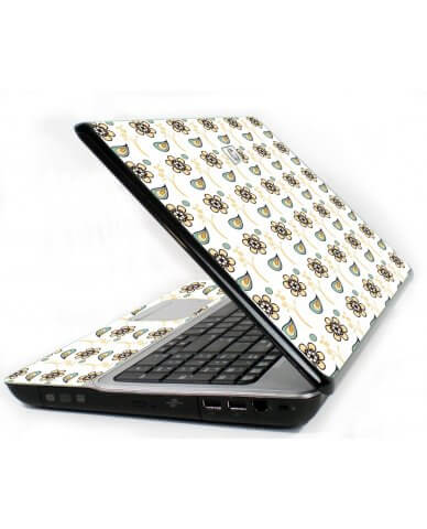 Fun Floral 6720S Laptop Skin