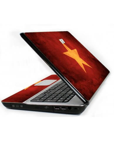 Vietnam Flag 6720S Laptop Skin