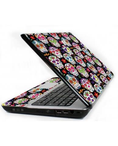 Sugar Skulls Seven 6730S Laptop Skin