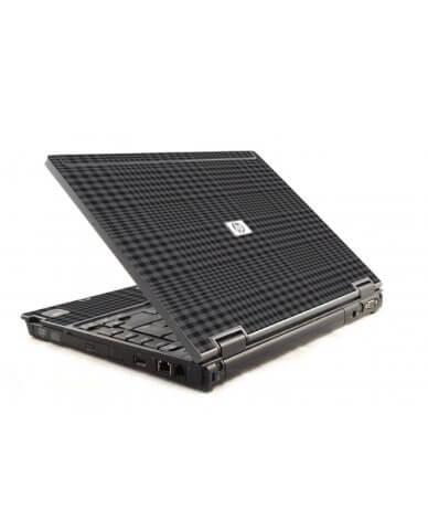 Black Plaid 6930P Laptop Skin