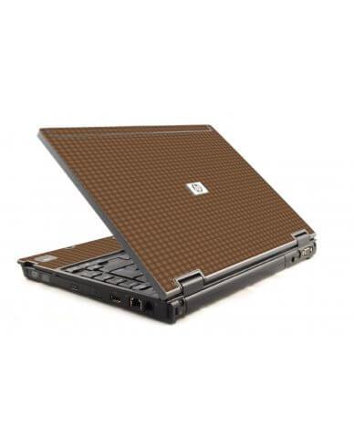 Dark Gingham 6930P Laptop Skin