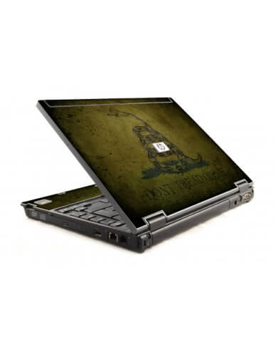 Green Dont Tread Flag 6930P Laptop Skin