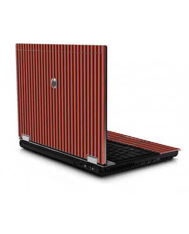 Black Red Versailles 8440P Laptop Skin