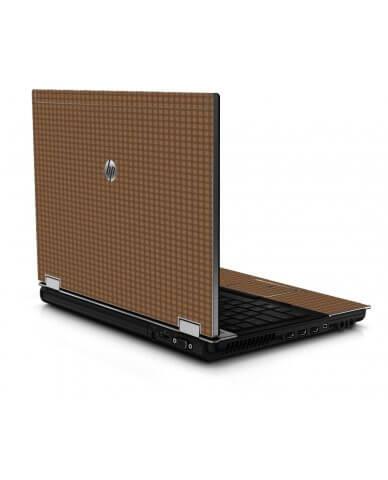 Dark Gingham 8440P Laptop Skin
