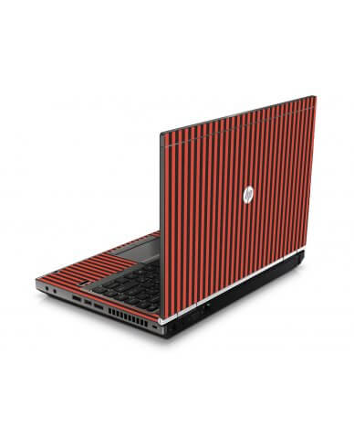 Black Red Versailles HP8460P Laptop Skin