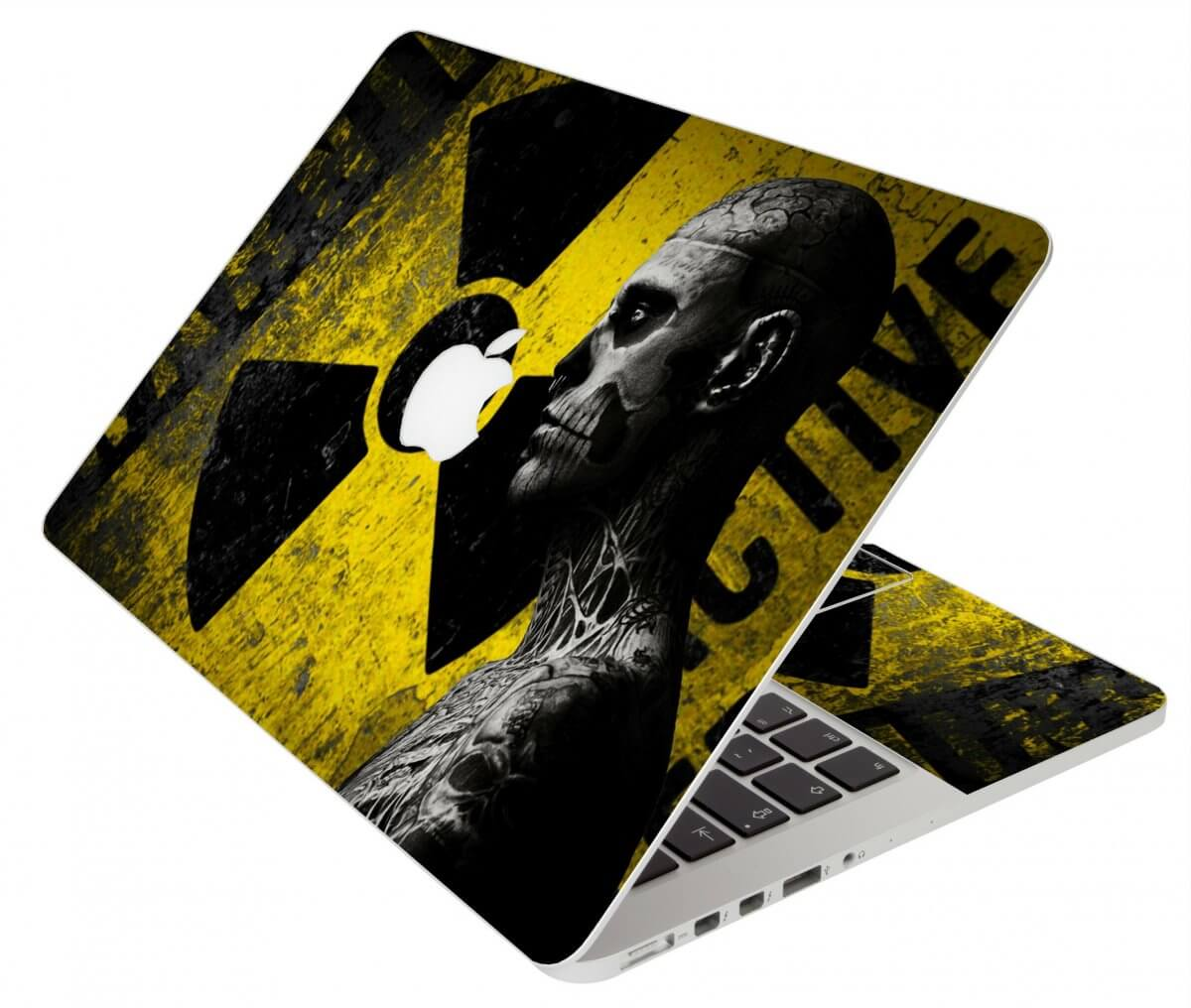 BIOHAZARD ZOMBIE MacBook Pro 12 Retina A1534 Laptop Skin