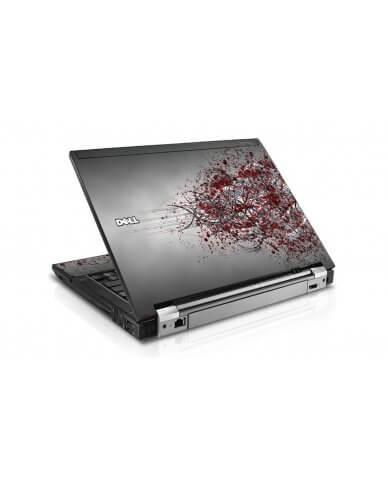 Tribal Grunge Dell E4300 Laptop Skin