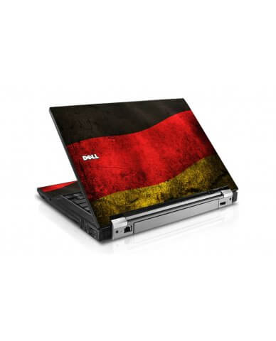 German Flag Dell E4310 Laptop Skin