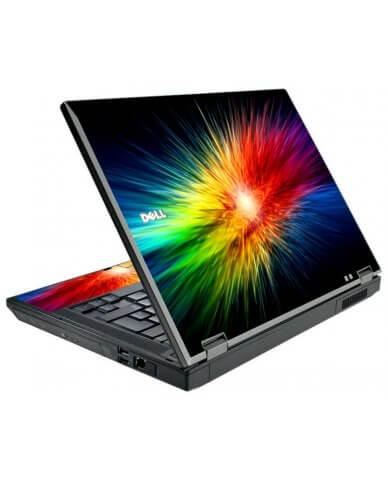 Rainbow Burst Dell E5410 Laptop Skin