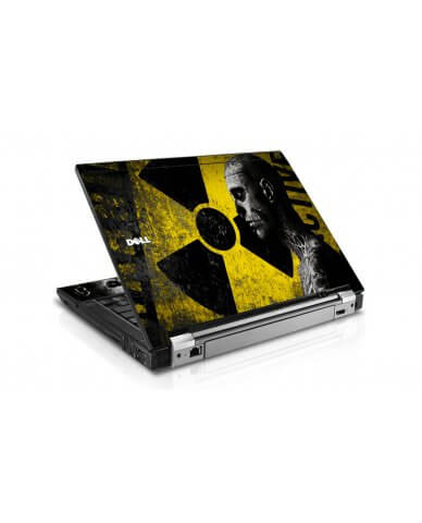 Biohazard Zombie Dell E6410 Laptop Skin