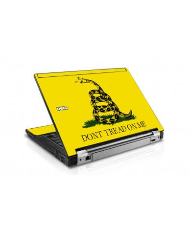 Dont Tread On Me Dell E6410 Laptop Skin