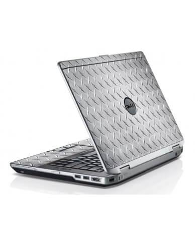 Diamond Plate Dell E6420 Laptop Skin