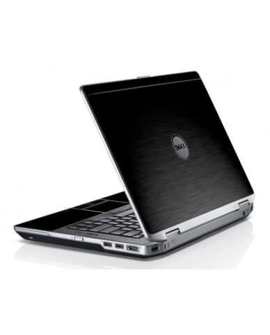 Mts Black Dell E6420 Laptop Skin